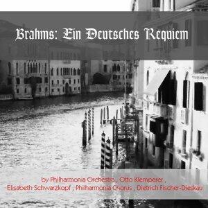 Philharmonia Orchestra, Philharmonia Chorus, Otto Klemperer, Elisabeth Schwarzkopf, Dietrich Fischer-Dieskau 歌手頭像