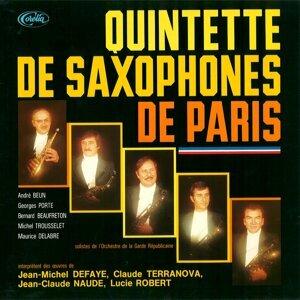 Andre Beun, Georges Porte, Bernard Beaufreton, Michel Trousselet, Maurice Delabre 歌手頭像