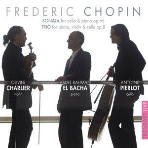 Olivier Charlier, Antoine Pierlot, Abdel Rahman El Bacha 歌手頭像