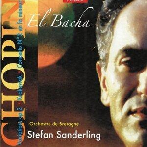 Orchestre de Bretagne, Stefan Sanderling, Abdel Rahman El Bacha 歌手頭像