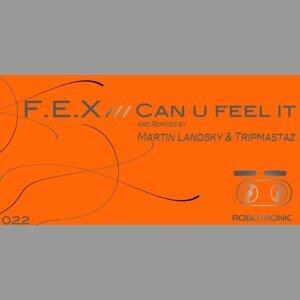 F.E.X 歌手頭像