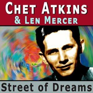Chet Atkins, Len Mercer 歌手頭像