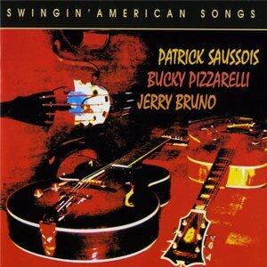 Patrick Saussois, Bucky Pizzarelli, Jerry Bruno 歌手頭像