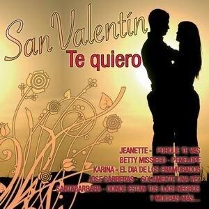 San Valentin te quiero 歌手頭像