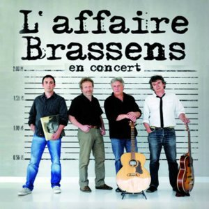 L'Affaire Brassens 歌手頭像