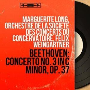 Marguerite Long, Orchestre de la Société des concerts du Concervatoire, Félix Weingartner 歌手頭像