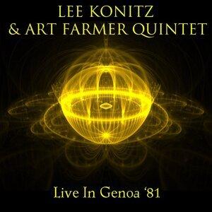 Lee Konitz, Art Farmer Quintet 歌手頭像