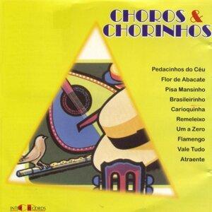Chorões da Pauliceia, Orquestra Harmônicas de Curitiba, Pedrinho Mattar 歌手頭像