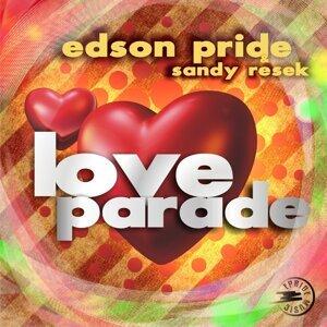 Edson Pride, Sandy Resek 歌手頭像