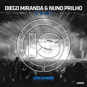 Diego Miranda & Nuno Prilho 歌手頭像