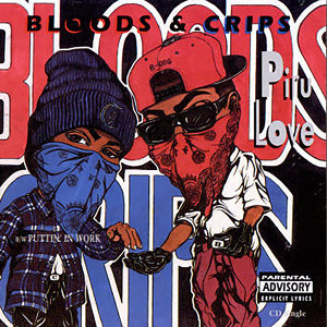 Bloods, Crips 歌手頭像