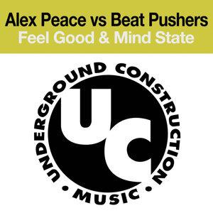 Alex Peace, Beat Pushers 歌手頭像