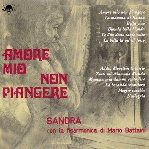 Sandra, Mario Battaini 歌手頭像