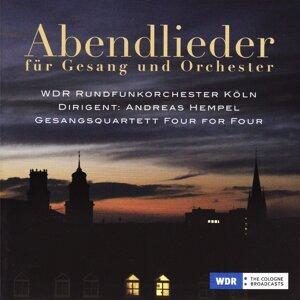WDR Rundfunkorchester Köln / Gesangsquartett Four For Four 歌手頭像
