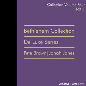 Pete Brown Sextet, Jonah Jones 歌手頭像