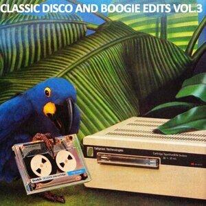Boogie Re-Edit, Disco Re-Edit 歌手頭像