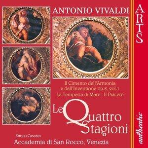 Accademia di San Rocco Venezia, Enrico Casazza 歌手頭像