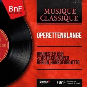 Orchester der Städtischen Oper Berlin, Hansgeorg Otto 歌手頭像