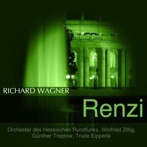 Orchester des Hessischen Rundfunks, Winfried Zillig, Günther Treptow 歌手頭像