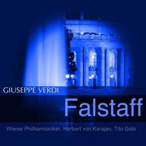 Wiener Philharmoniker, Herbert von Karajan, Tito Gobi 歌手頭像