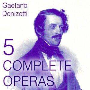 Orchestra del Teatro alla Scala di Milano, Antonino Votto, Franco Corelli 歌手頭像