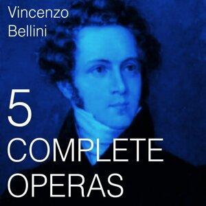 The Metropolitan Opera, Nicola Rescigno, Maria Callas 歌手頭像