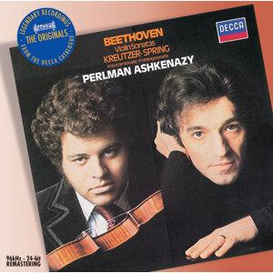 Itzhak Perlman/Vladimir Ashkenazy 歌手頭像