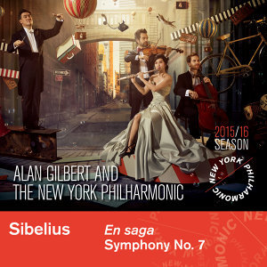 New York Philharmonic, Alan Gilbert 歌手頭像