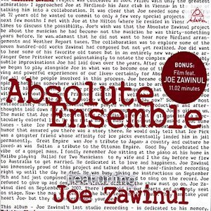 Absolute Ensemble featuring Joe Zawinul 歌手頭像