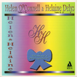 Helen O'Connell, Helaine Delys 歌手頭像