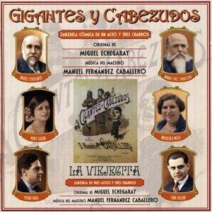 Manuel Fernandez Caballero 歌手頭像
