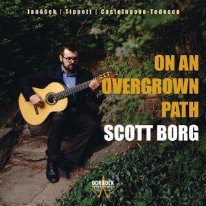 Scott Borg 歌手頭像