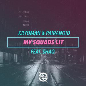 Kryoman, Pairanoid 歌手頭像