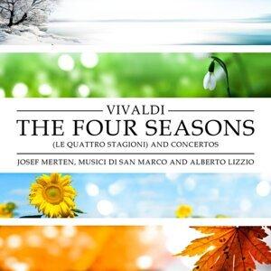 Josef Merten, Musici di San Marco and Alberto Lizzio 歌手頭像