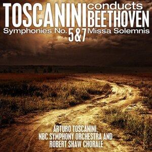 Arturo Toscanini, NBC Symphony Orchestra and Robert Shaw Chorale 歌手頭像