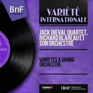 Jack Diéval Quartet, Richard Blareau et son orchestre 歌手頭像
