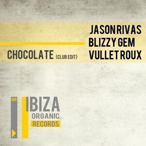 Jason Rivas, Blizzy Gem, Vullet Roux 歌手頭像