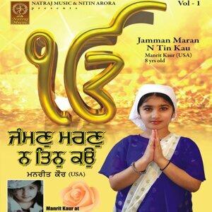 Manrit Kaur 歌手頭像