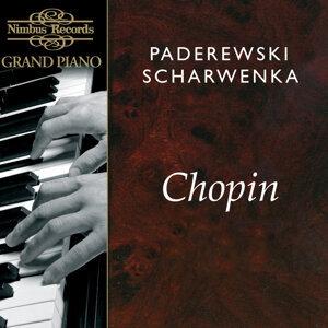 Ignaz Jan Paderewski, Xaver Scharwenka 歌手頭像