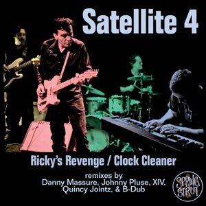 Satellite 4 歌手頭像