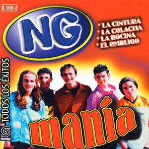 NG Manía, NG La Banda de Uruguay 歌手頭像