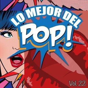 Lo Mejor del Pop, Vol. 22 歌手頭像