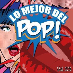 Lo Mejor del Pop, Vol. 23 歌手頭像