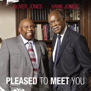 Hank Jones, Oliver Jones 歌手頭像