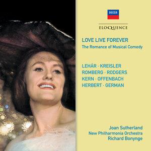 Dame Joan Sutherland, Richard Bonynge, Ambrosian Light Opera Chorus, New Philharmonia Orchestra 歌手頭像