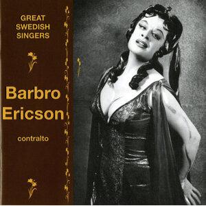 Barbro Ericson 歌手頭像