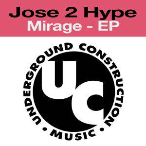 Jose 2 Hype 歌手頭像