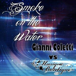 Gianni Coletti, Musique Boutique 歌手頭像