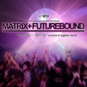 Matrix & Futurebound, Nu:Tone, Logistics 歌手頭像