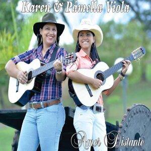 Karen e Pâmella Viola 歌手頭像